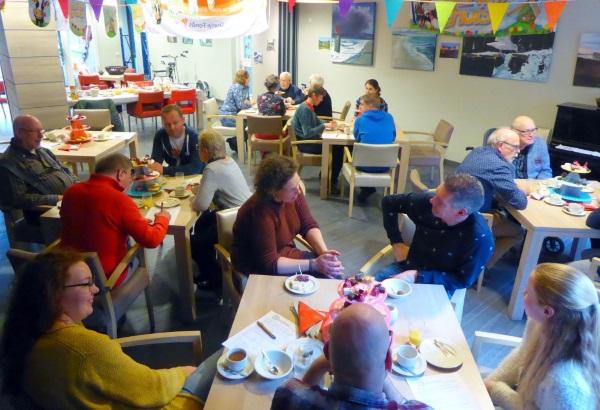 High tea voor nieuwkomers in Westenholte