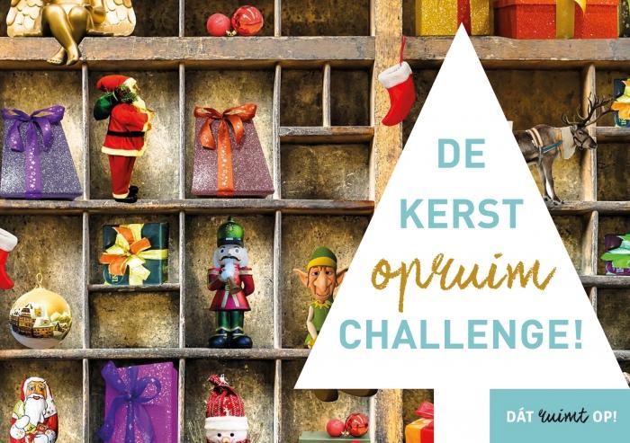 Kerst-Opruim-Challenge!