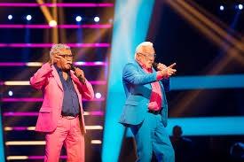 Optreden Henk en Mick