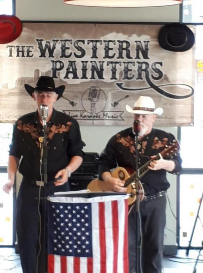 Verslag WEW optredens: The Western Painters